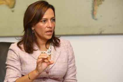Para la senadora Nancy Patricia Gutiérrez el apoyo al referendo es coherente con la filosofía del partido Cambio Radical